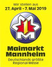 Maimarkt in Mannheim