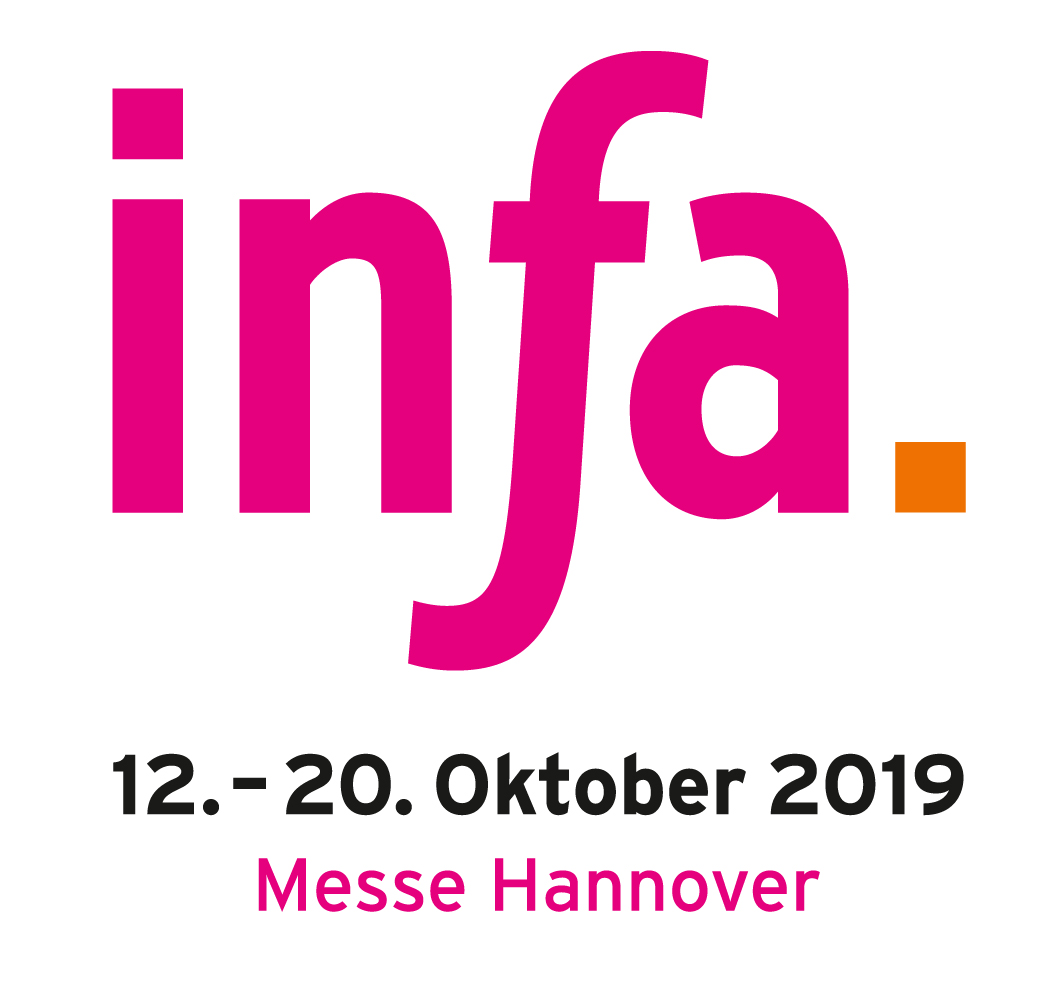 Messe Infa in Hannover